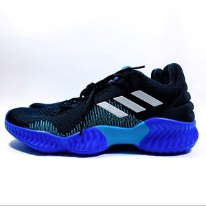 Adidas Mens Pro Bounce Low Basketball Sneakers